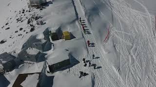 """Приют на Эльбрусе """"ВЕТЕР"""" 3750 метров"""