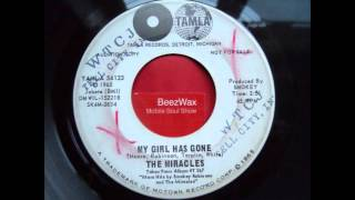 miracles - my girl has gone