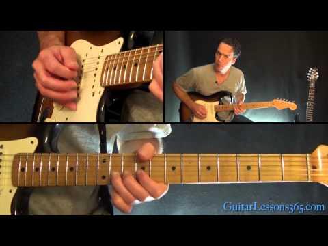 Led Zeppelin - Since I've Been Loving You Guitar Lesson (Part 1)