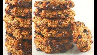 Вкусное Печенье без Муки /Здоровые Рецепты