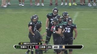 この試合の全編番組はこちら http://rtvsports.jp/kcafl/800.