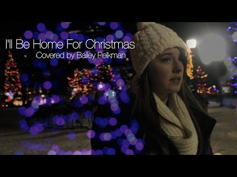 I'll Be Home For Christmas (cover)