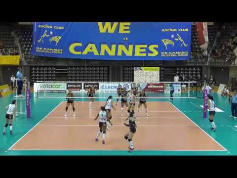 Racing Club de Cannes 2014/2015 vs. Le Cannet