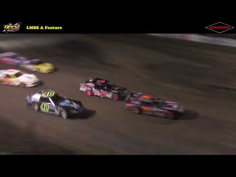 Late Model Street Stock -- 8/11/17 -- Rapid Speedway