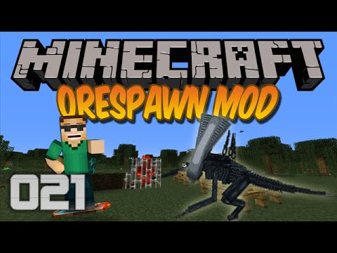 Let´s Play Minecraft Orespawn Mod [German/HD] #021 Die bösen Wal Muddis