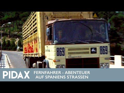 Pidax - Fernfahrer - Abenteuer Auf Spaniens Straßen (1973, TV-Serie)
