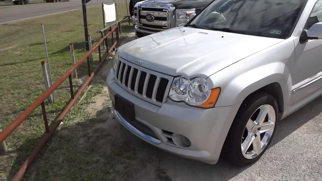 2010 jeep srt8 review