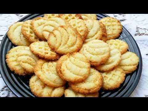 gâteaux-sec-sans-lévure-chimique-👈😉-facile-et-rapide-en-10min-👌
