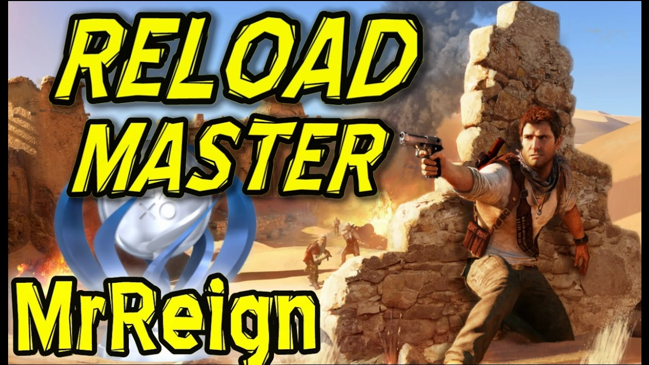 uncharted 3 reload master trophy guide