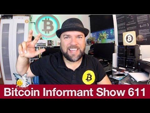 #611 Millenials glauben an Bitcoin, John McAfee vs Calvin Ayre & Craig Wright verklagt Roger Ver