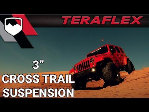TeraFlex: CT3 Suspension System