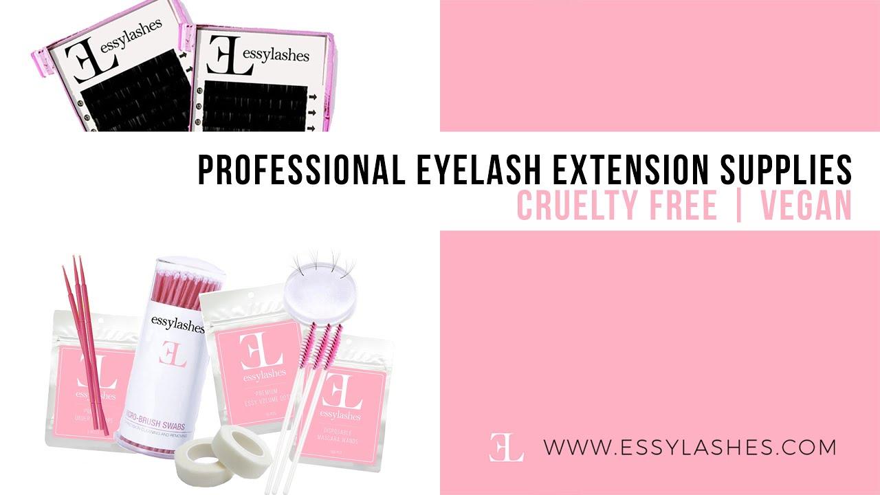Professional eyelash extension supplies 🌸 Cruelty free   Vegan 🌱 🌸  Canadian based 🌸 Shop online