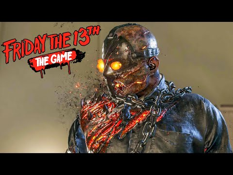 Jason je DOBAR?! (Friday The 13th) W/ Drugari