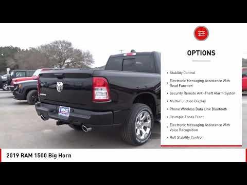 2019 RAM 1500 San Antonio TX C717037