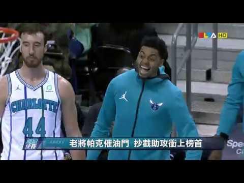 愛爾達電視20181215/台灣時間12月15日 NBA十大精彩好球