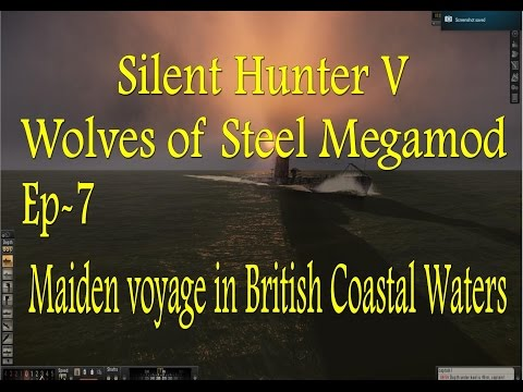 "Silent Hunter V : Ep 7 ""Well we have to let that pass I think"""