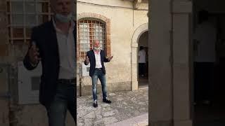 Provvidenti, il rigraziamento del neo sindaco Robert Caporicci