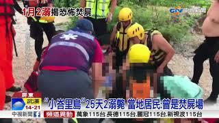 ''小峇里島''25天2溺斃 當地居民:曾是焚屍場│中視新聞 20171021