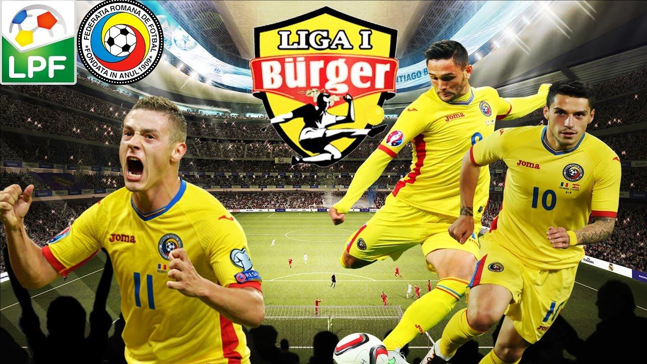 PES 2018 Romanian Liga 1 Emblem Pack by Kryogh - PES Patch  |Liga 1