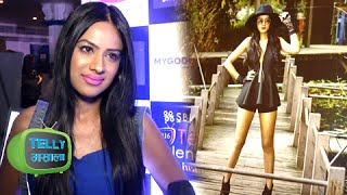 Nia Sharma aka Roshni From Jamai Raja Speaks About Her Photoshoot | Telly Calender 2016