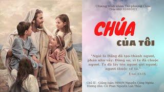 HTTL VĨNH PHƯỚC - Chương Trình Thờ Phượng Chúa - 01/08/2021