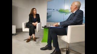 Entrevista a Lorena Gil en La Lupa. Canal 10.