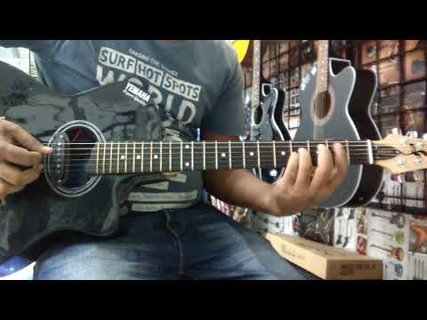 Meye by topu meye Tumi Ekhono Amay Bondhu Bhabo Ki By Topu guitar lesson solo and chords
