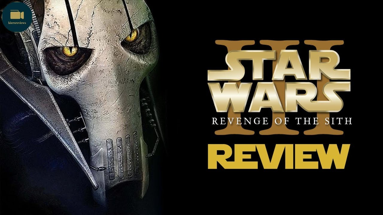 Star Wars Episode Iii Revenge Of The Sith 2005 Movie Review Youtube