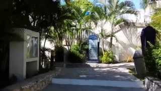 Cofresi Palm Beach and Spa Resort Puerto Plata Dominican Republic Walk Around Property