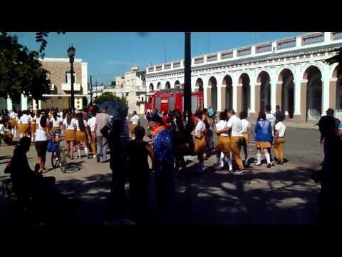 Cuba 2015 Cuarto tiempo Cienfuegos