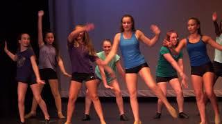 "Jazz Dance Routine: ""Voulez-Vous"" By Cast of Mamma Mia Movie"