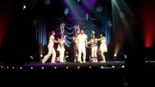 Angels We Have Heard On High | Griffin Correos Choreography