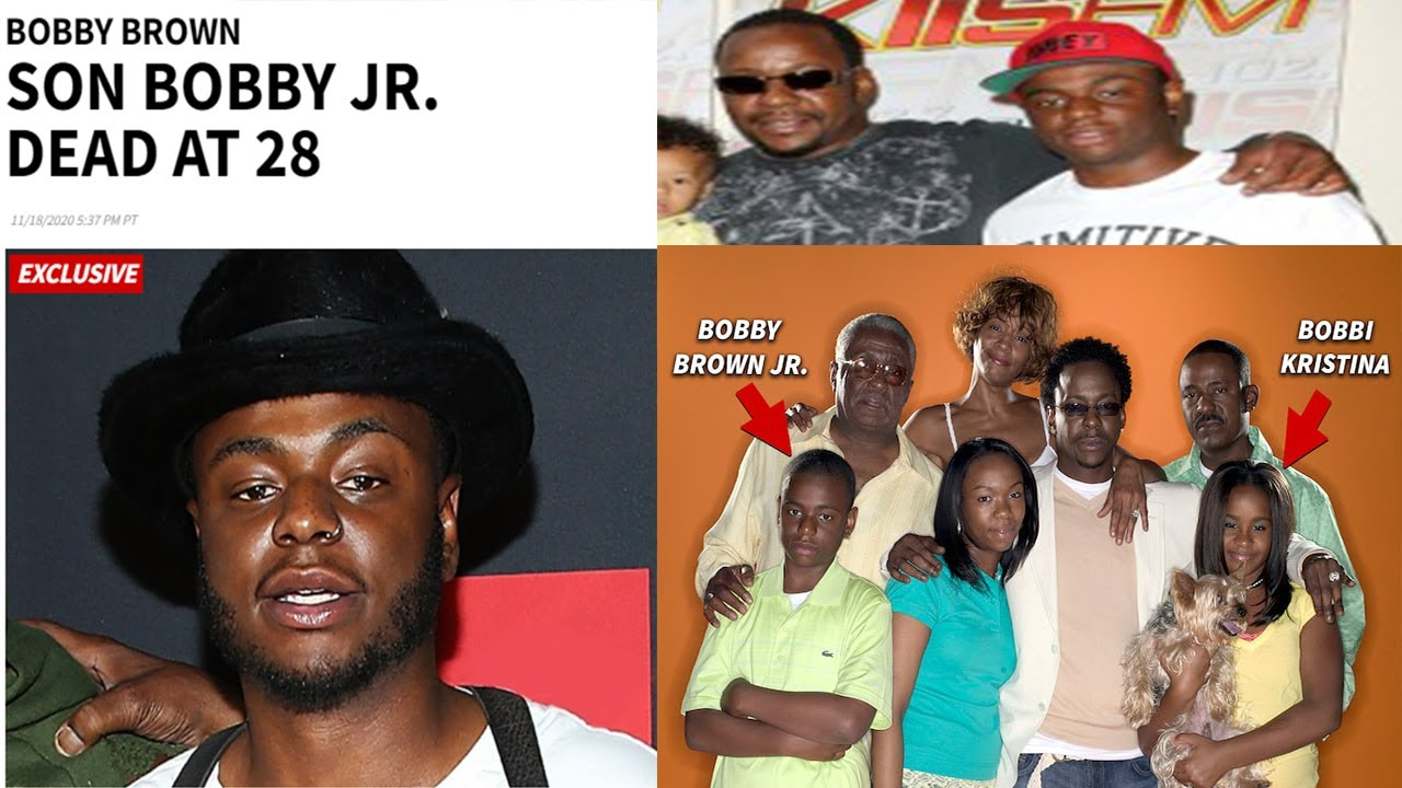 Bobby Brown Jr., son of singer Bobby Brown, dies at 28
