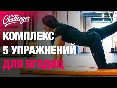 5 упражнений для мыщц живота и спины