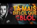 TÁ MAIS DIFÍCIL QUE #CBLOL - Rexpeita a Stream #58