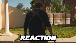 UNCHARTED - Live Action Fan Film Reaction/Review