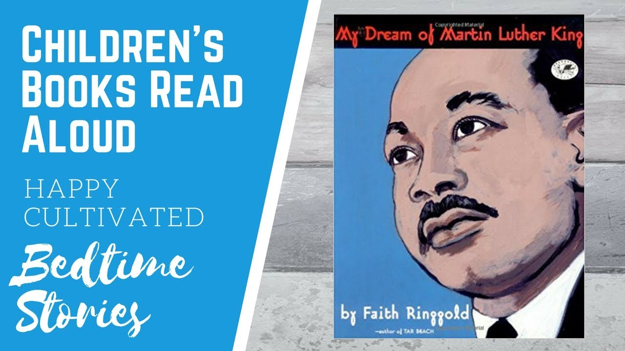 My Dream Of Martin Luther King Jr Book Civil Rights Book For Kids