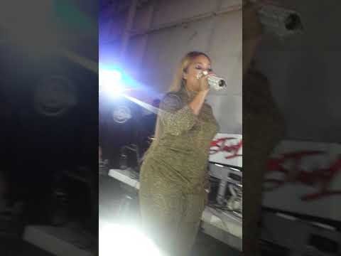Trina performing live pt2