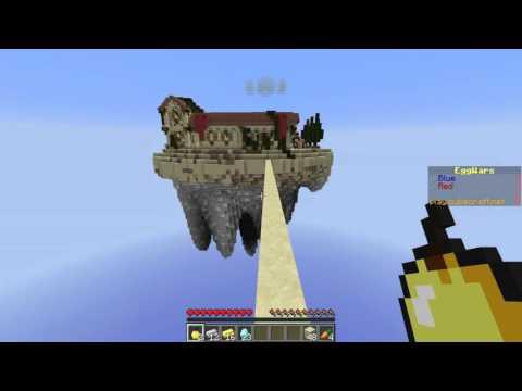 HOY ESTOY MUY AGRESIVO!! - Egg Wars Minecraft