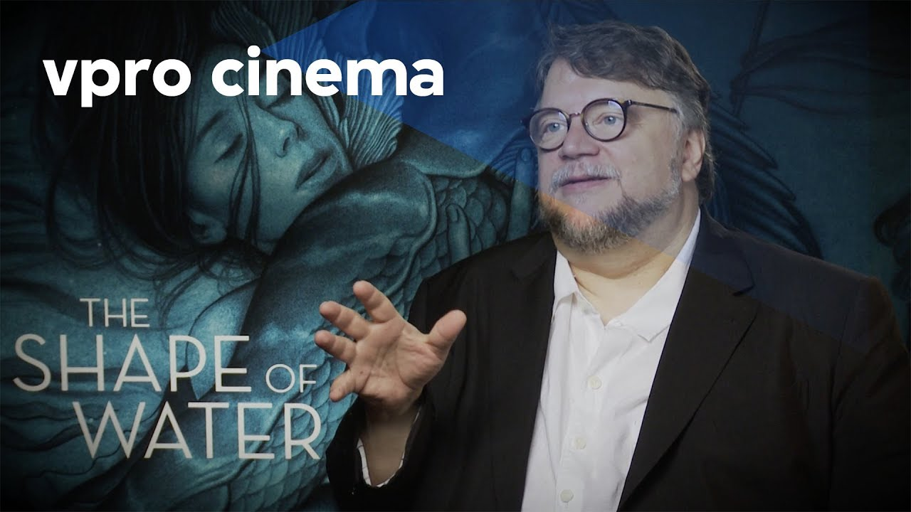 Guilhermo Del Toro with guillermo del toro and cast on the shape of water - youtube