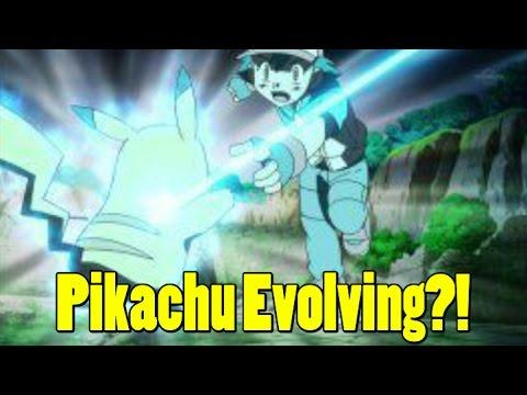 Pokemon Theory: Ash and Pikachu's...
