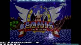 Retro Remix Revue-Green Hill Zone