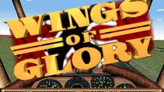 Wings Of Glory (PC/DOS) 1995, Origin Systems