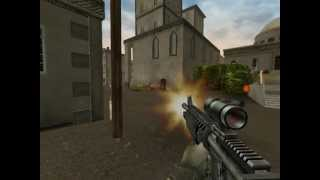 Lets Play! Marine Sharpshooter 3: Part 1: Dafuq?