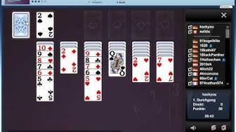 Spielanleitung: Solitaire / Solitär online spielen