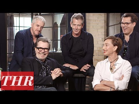 Gary Oldman Talks Transformation into Winston Churchill for 'Darkest Hour' & 'Dunkirk' | TIFF 2017