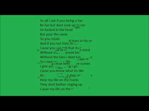 Kerser - Thank You (LYRICS)