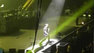 Blink 182 - 018 Man Overboard - MCR (MEN) Arena Manchester UK 15-06-2012