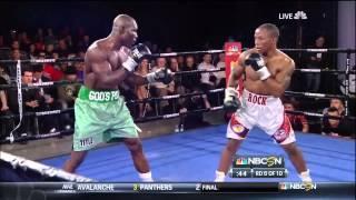 Thabiso Mchunu vs Olanrewaju Durodola 2014 01 24