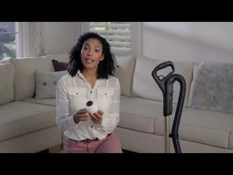How to clean the filters on the Shark ION™ P50 cordless upright vacuum